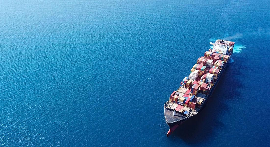 Σταθερή συνεργασία με αξιόπιστες ναυτιλιακές εταιρίες
