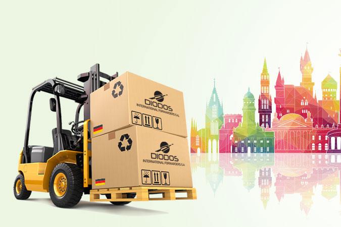 Μπορείτε να μας εμπιστευθείτε για κάθε οδική μεταφορά μεταξύ Ελλάδας και Γερμανίας.