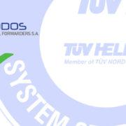 Diodos S.A. ist nach ISO 9001:2008 zertifiziert